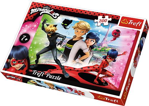 Puzzle Trefl 200 Marinette Si Adrien
