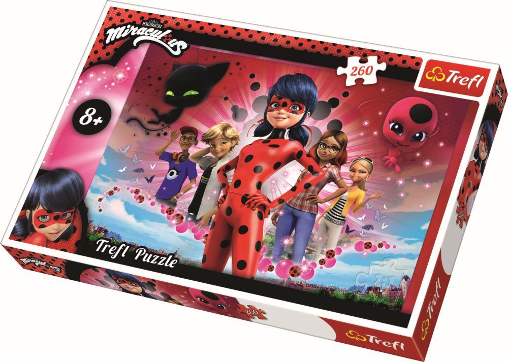Puzzle Trefl 260 Miraculosii