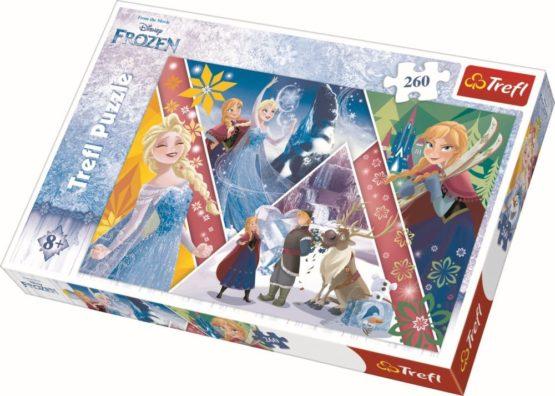 Puzzle Trefl 260 Amintiri Magice