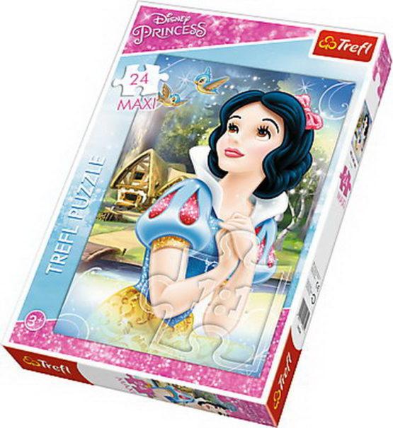 Puzzle Trefl 24 Maxi Visuri De Printesa