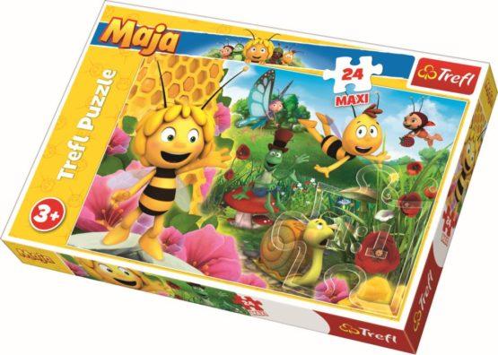 Puzzle Trefl 24 Maxi Lumea Lui Maya