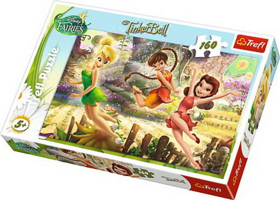 Puzzle Trefl 160 Distractia Zanelor