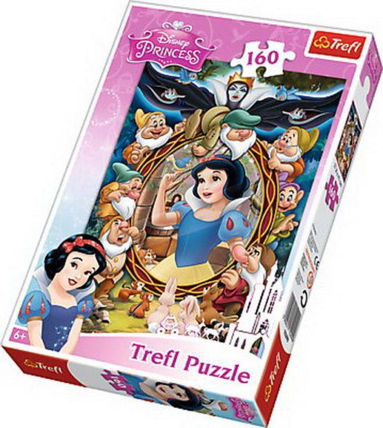 Puzzle Trefl 160 Alba Ca Zapada