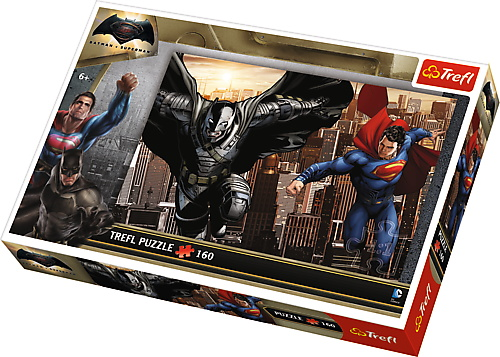 Puzzle Trefl 160 Ai Incredere In Tine Superman