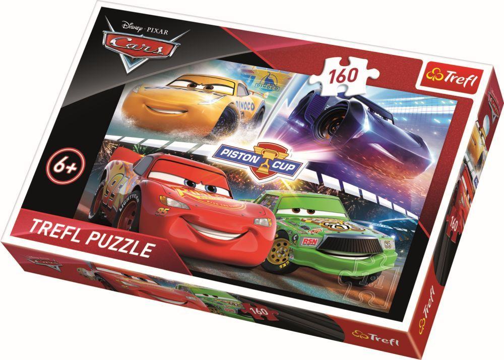 Puzzle Trefl 160 Cursa Castigatoare