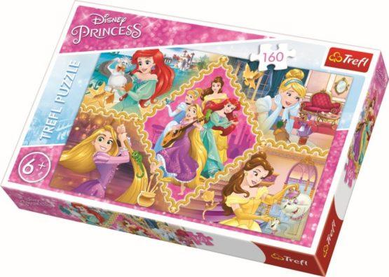 Puzzle Trefl 160 Aventura Printeselor