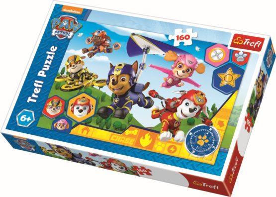 Puzzle Trefl 160 Pregatiti De Actiune
