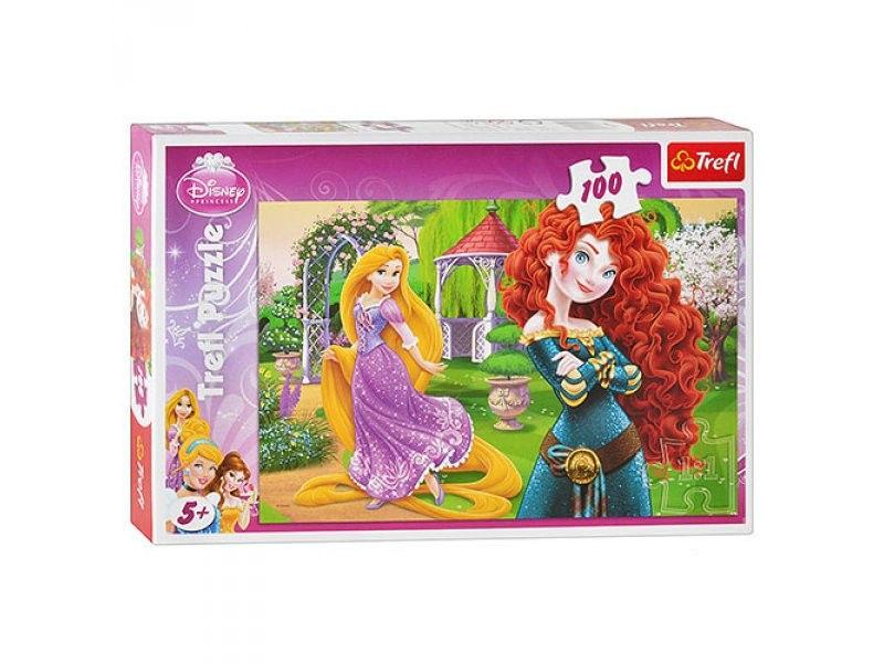 Puzzle Trefl 100 Printese La Castel