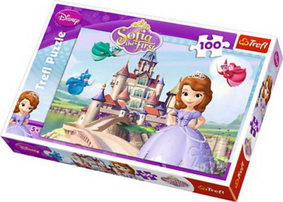 Puzzle Trefl 100 Sofia Intai