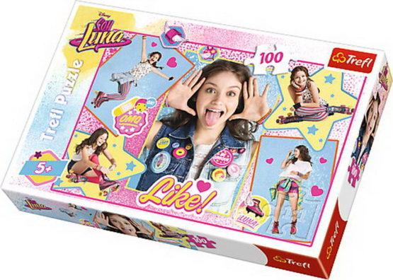 Puzzle Trefl 100 Soy Luna