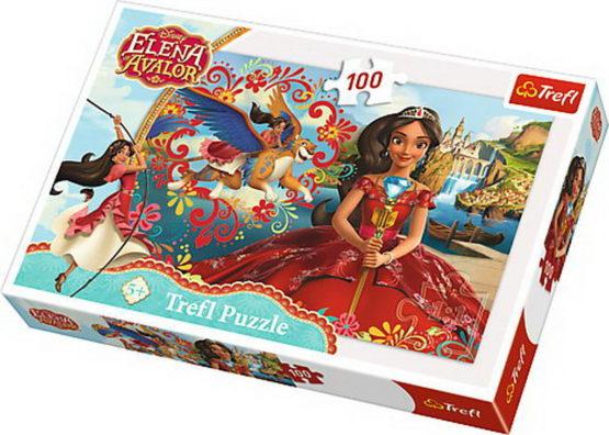 Puzzle Trefl 100 Magia Din Avalor