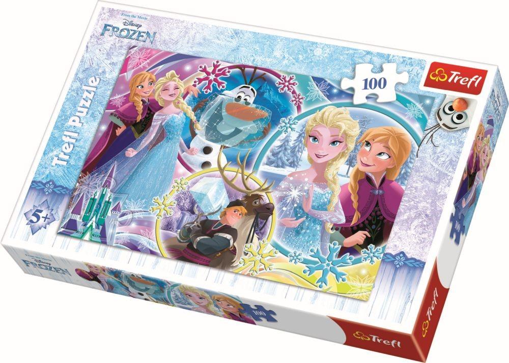 Puzzle Trefl 100 Despre Prietenie