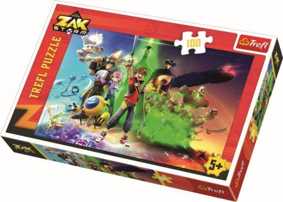 Puzzle Trefl 100 Cucerind Marile