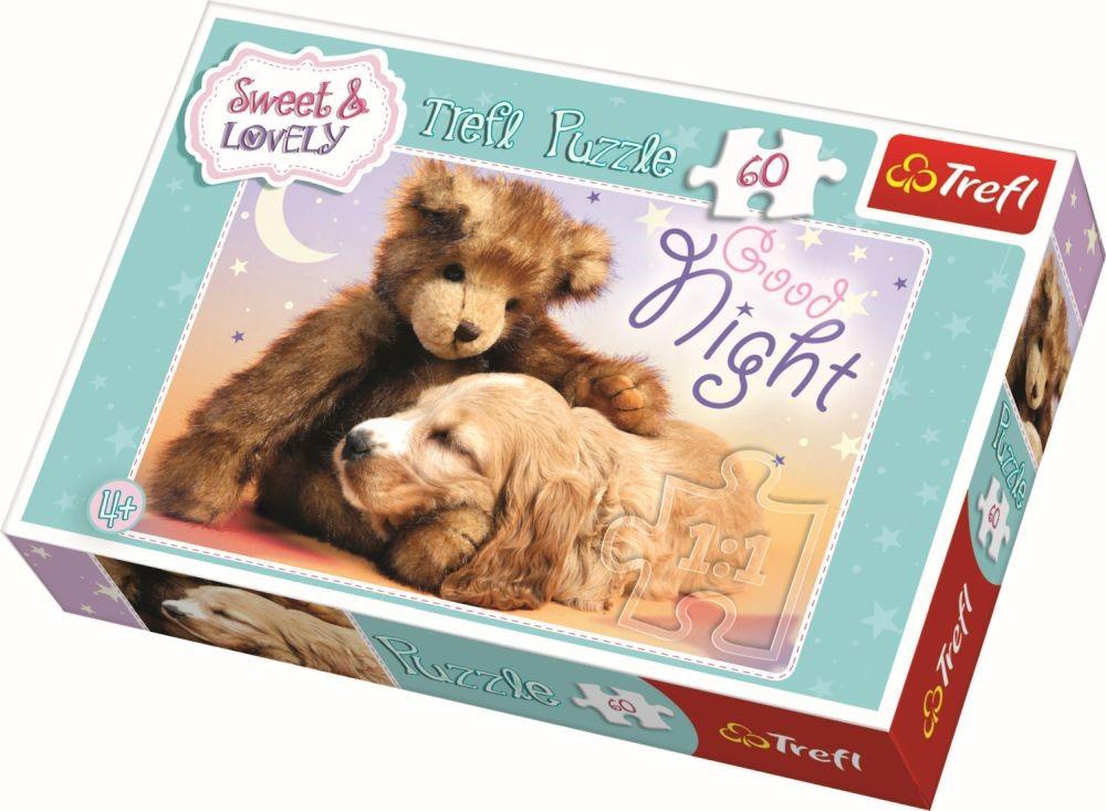 Puzzle Trefl 60 Noapte Buna