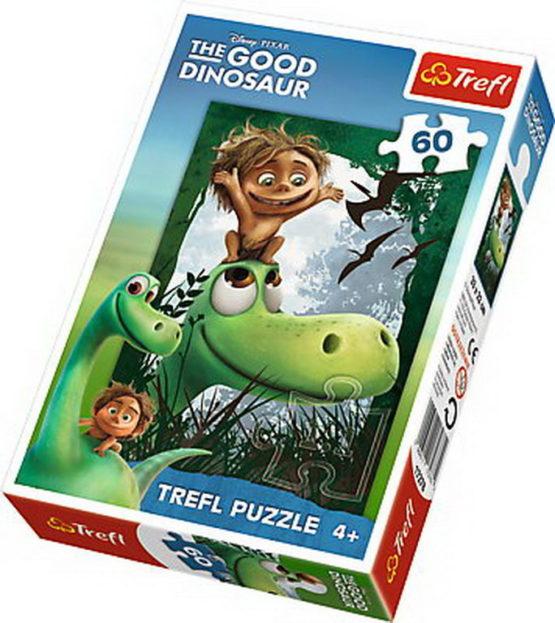 Puzzle Trefl 60 Bunul Dinozaur