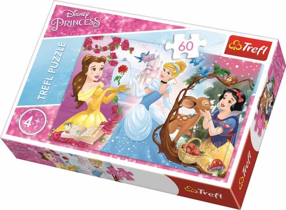 Puzzle Trefl 60 Invitatie La Bal