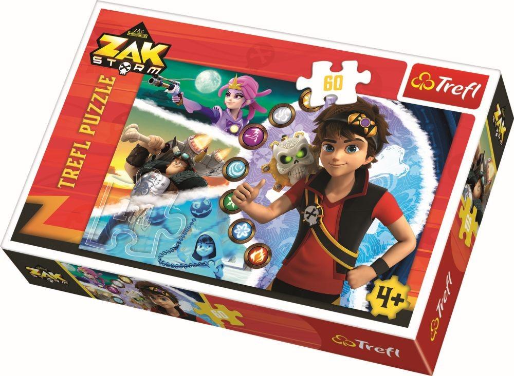 Puzzle Trefl 60 Zak Storm