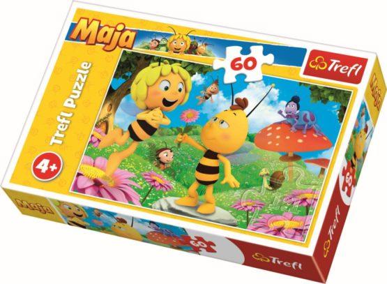 Puzzle Trefl 60 Florile Albinutei Maya
