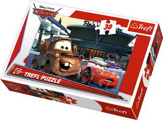 Puzzle Trefl 30 La Benzinarie