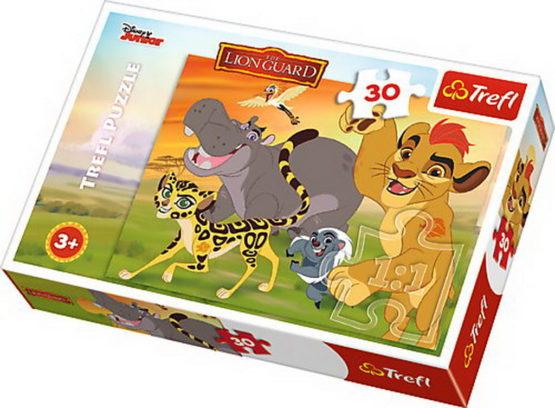 Puzzle Trefl 30 Lion Guard