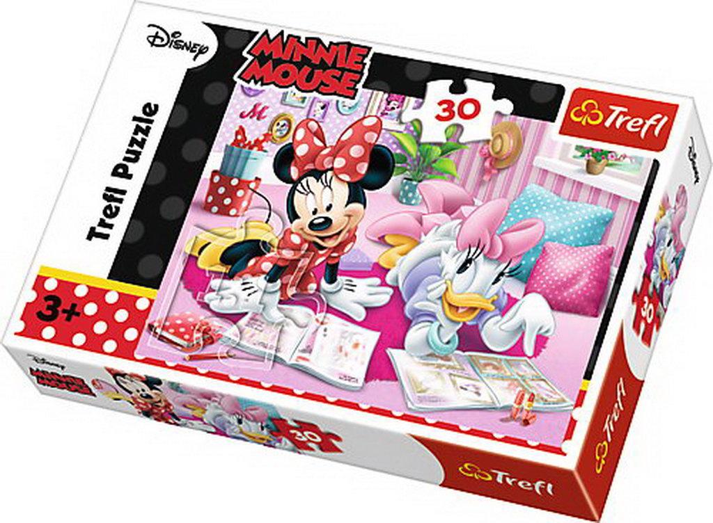 Puzzle Trefl 30 Cele Mai Bune Prietene