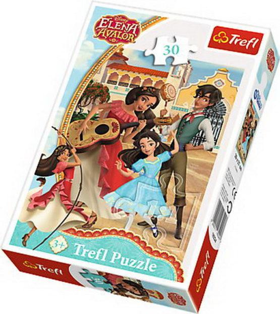 Puzzle Trefl 30 Elena Din Avalor