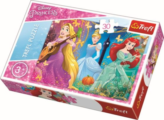 Puzzle Trefl 30 Printese Disney