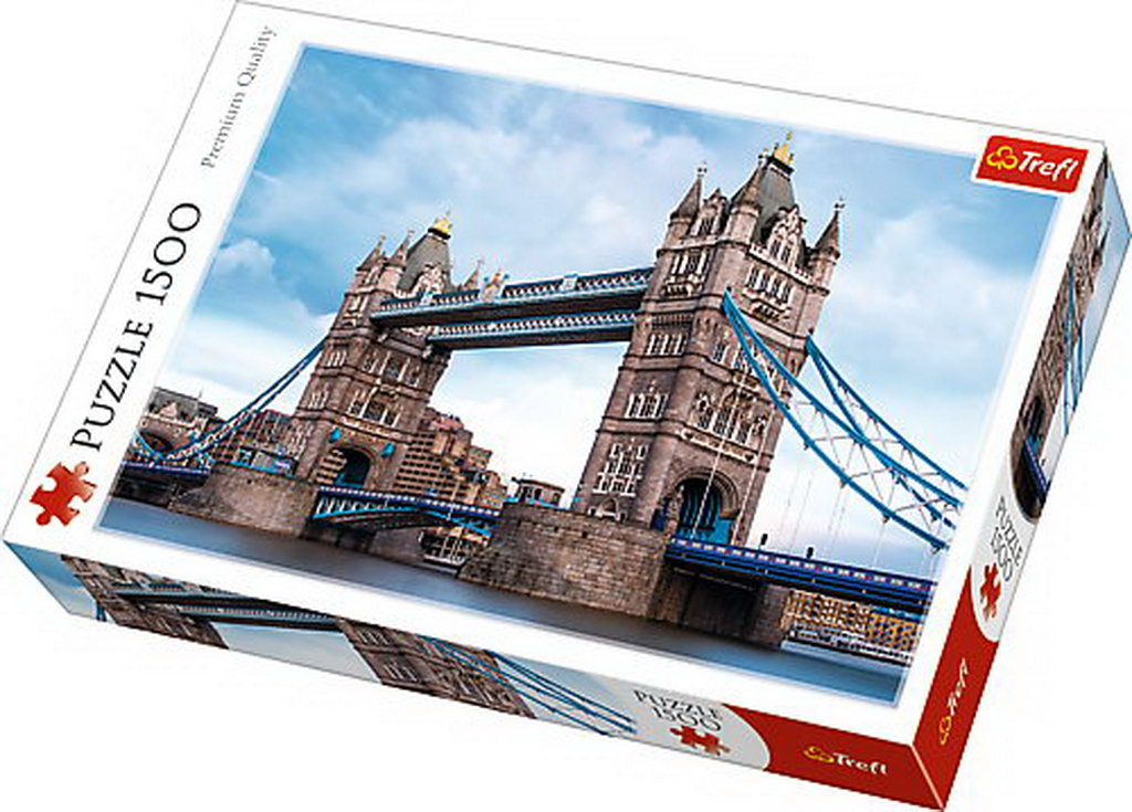 Puzzle Trefl 1500 The Tower Bridge