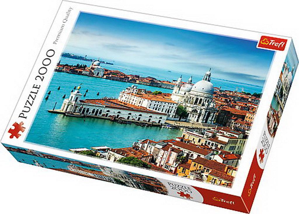 Puzzle Trefl 2000 Venetia Italia