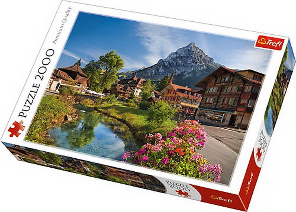 Puzzle Trefl 2000 Alpii Vara