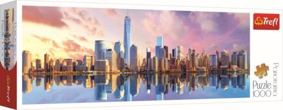Puzzle Trefl 1000 Panorama Manhattan
