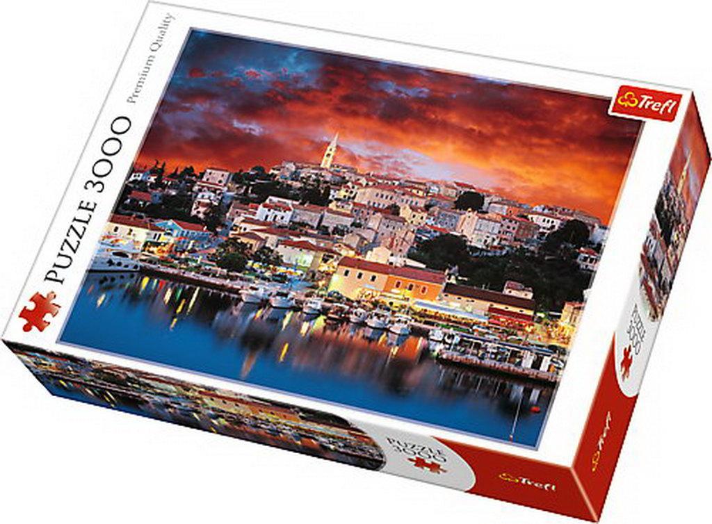 Puzzle Trefl 3000 Croatia
