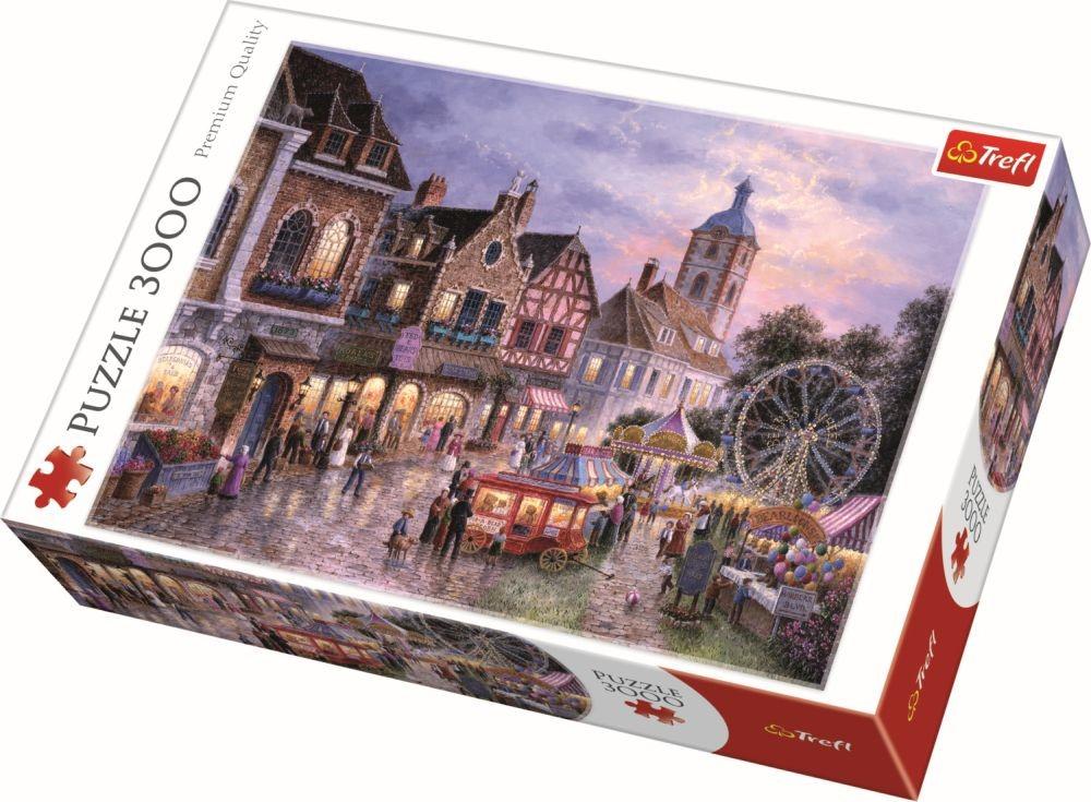 Puzzle Trefl 3000 Targ De Provincie