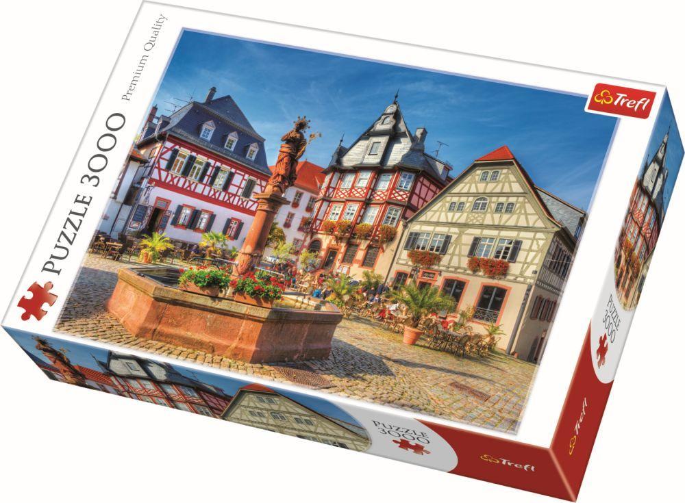 Puzzle Trefl 3000 Piata Heppenheim