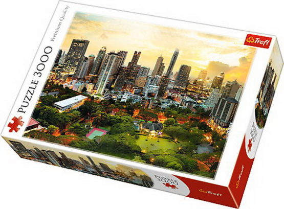 Puzzle Trefl 3000 Apus In Bangkok