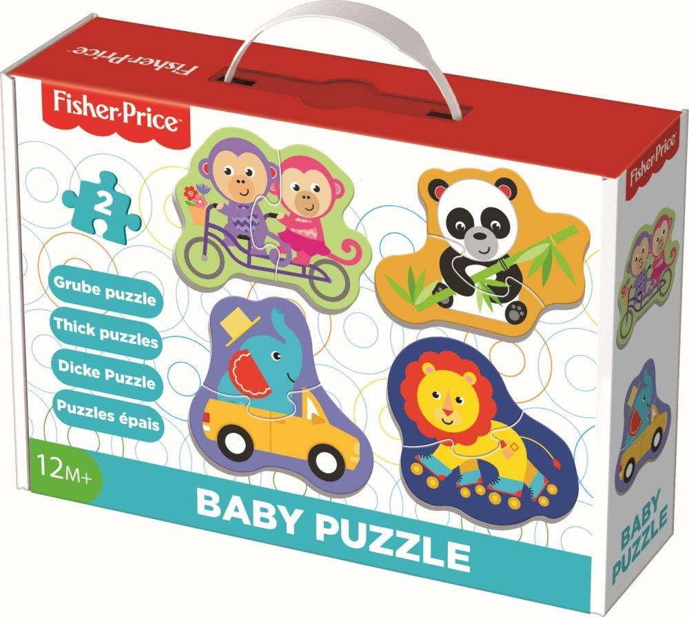 Puzzle Baby Clasic Animalute Dragute