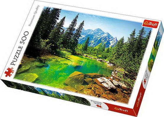 Puzzle Trefl 500 Muntii Tatra