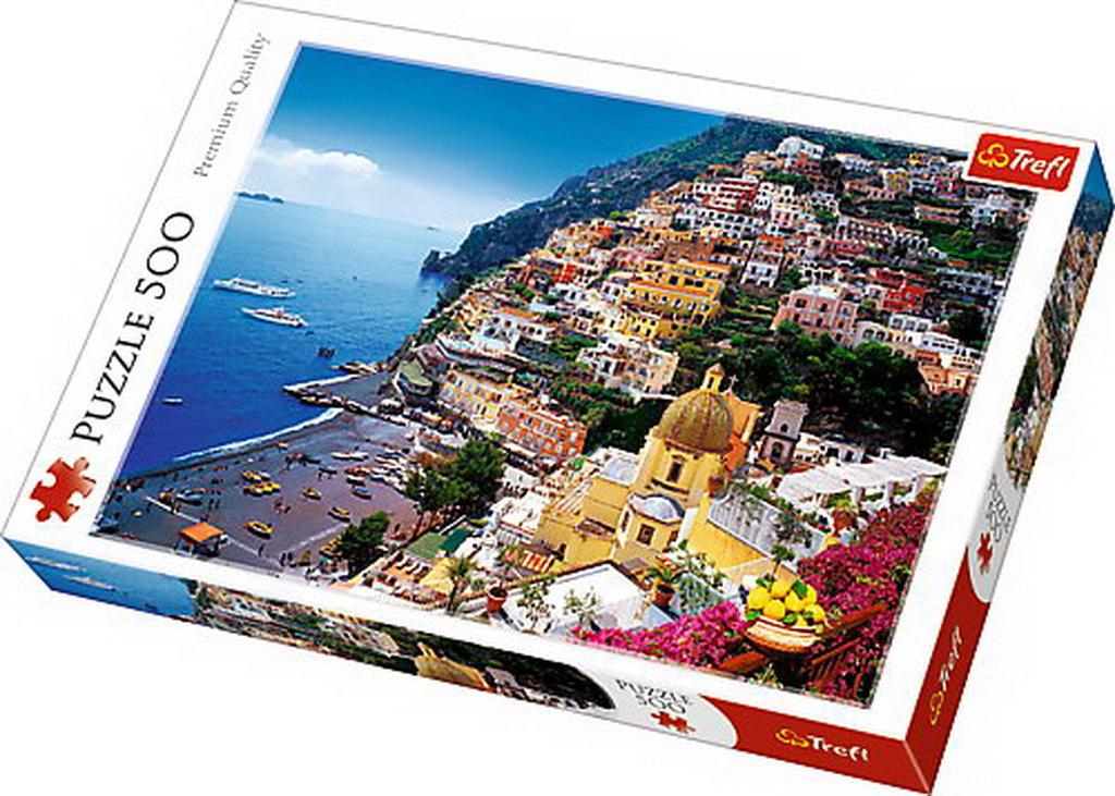 Puzzle Trefl 500 Positano Italia