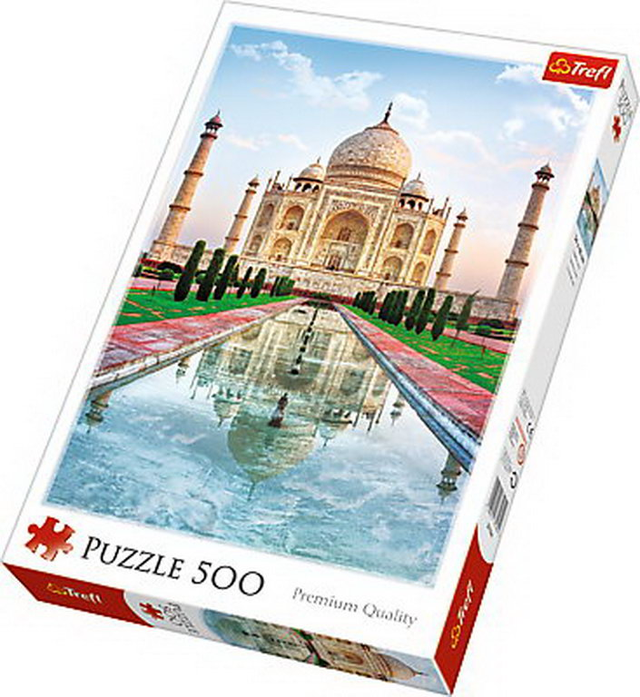 Puzzle Trefl 500 Taj Mahal