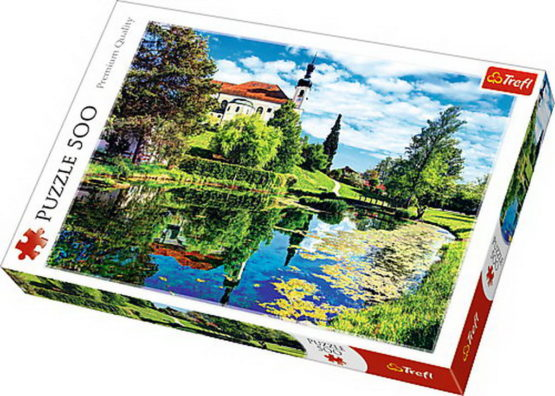 Puzzle Trefl 500 Lac In Bavaria