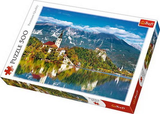 Puzzle Trefl 500 Slovenia