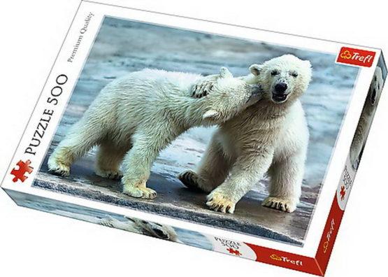 Puzzle Trefl 500 Ursi Polari