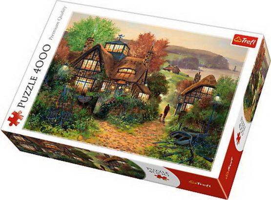 Puzzle Trefl 4000 Casuta De Poveste