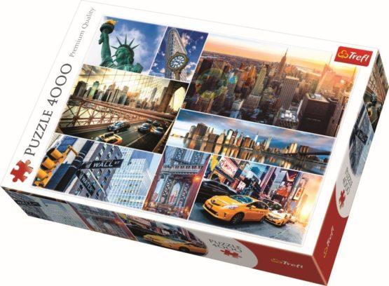 Puzzle Trefl 4000 New York