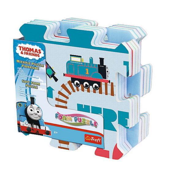 Puzzle Trefl Din Spuma Thomas Si Prietenii