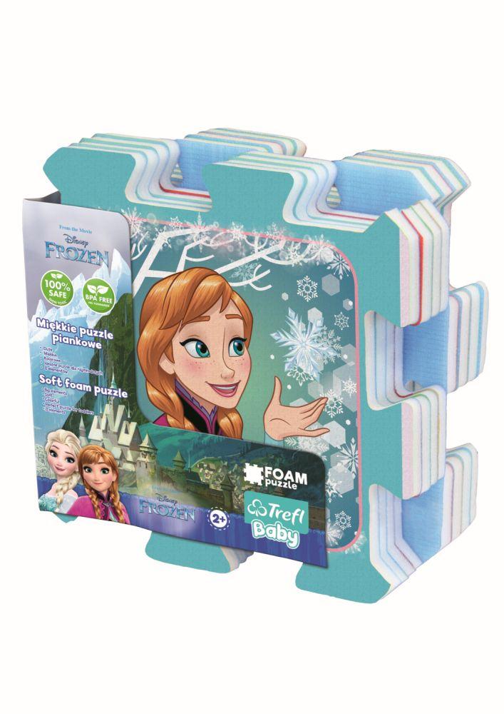 Puzzle Trefl Din Spuma Frozen