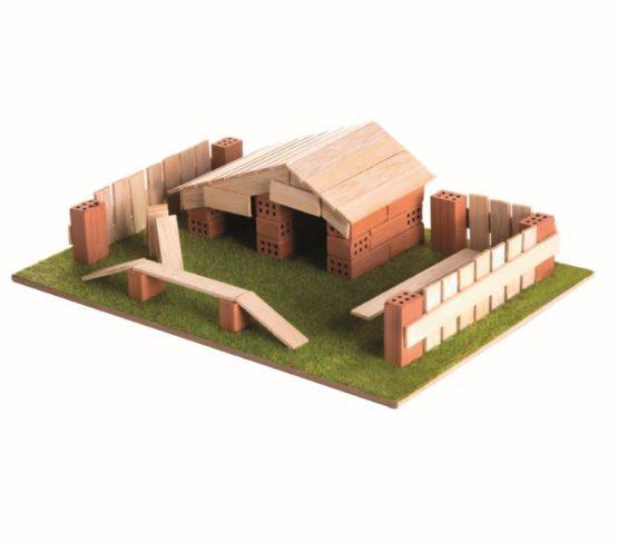 Brick Trick Cotetul Pentru Caini Din Caramidute Ceramice