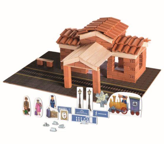 Brick Trick Gara Din Caramidute Ceramice