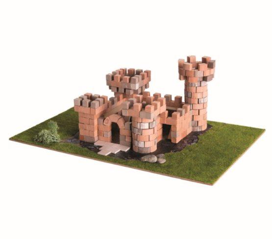 Brick Trick Palatul Din Caramidute Ceramice