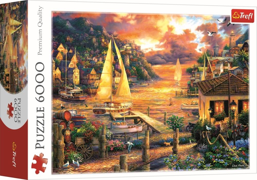 Puzzle Trefl 6000 Vanatorul De Vise